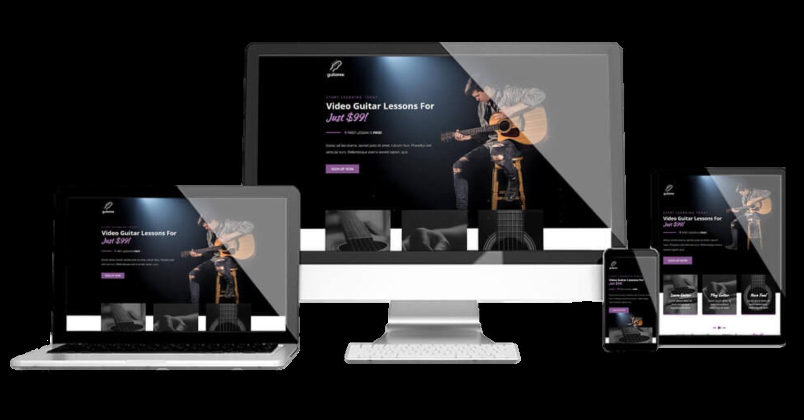 Eigener-Onlinekurs Instrument lernen