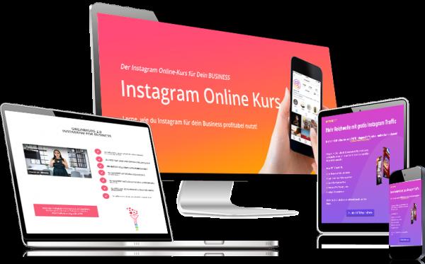 Affiliate_Funnel_MockUps_Instagram Online Kurs
