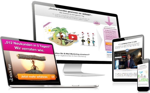 Klick Tipp E-Mail-Marketing